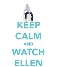 Ellen degeneres this is how we live essay